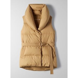 WILFRED Free Alta down puffer vest